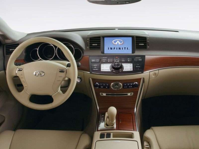2007 Infiniti M35 Pictures Including Interior And Exterior Images Autobytel