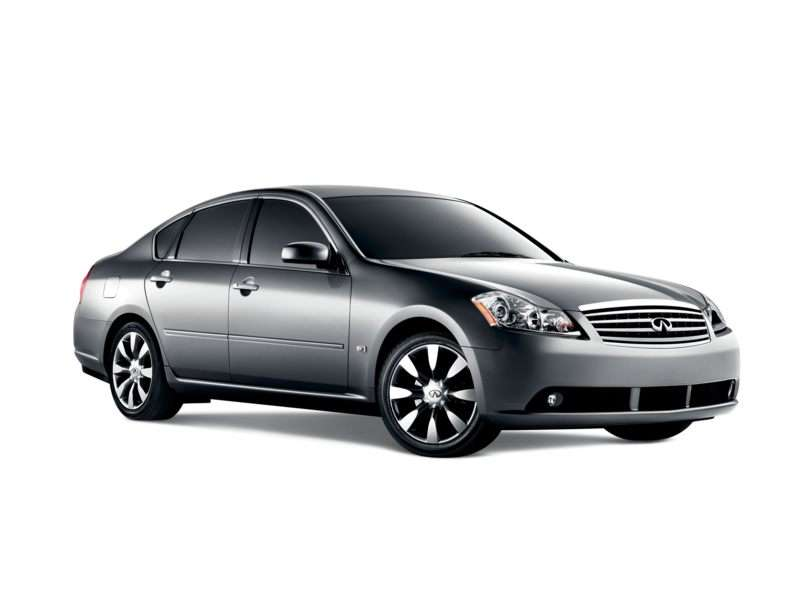 2007 Infiniti M45 Pictures Including Interior And Exterior Images