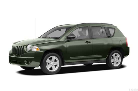 2007 Jeep Compass Models Trims Information And Details
