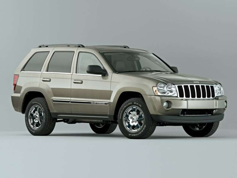 2007 Jeep Grand Cherokee Pictures Including Interior And Exterior Images |  Autobytel.com