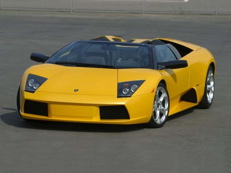 2007 Lamborghini Murcielago Pictures Including Interior And Exterior