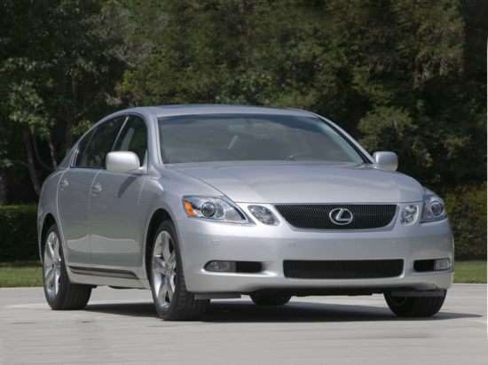 Beautiful 2007 Lexus GS 350