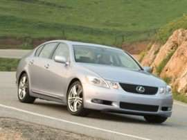 2007 Lexus GS 450h Base 4dr Sedan