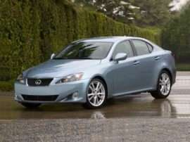 2007 Lexus IS 350 Base 4dr Rear-wheel Drive Sedan