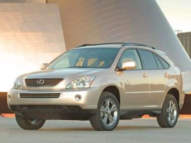 Research the 2007 Lexus RX 400h