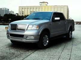 2007 Lincoln Mark LT Base 4x2 Crew Cab 5.5 ft. box 139 in. WB