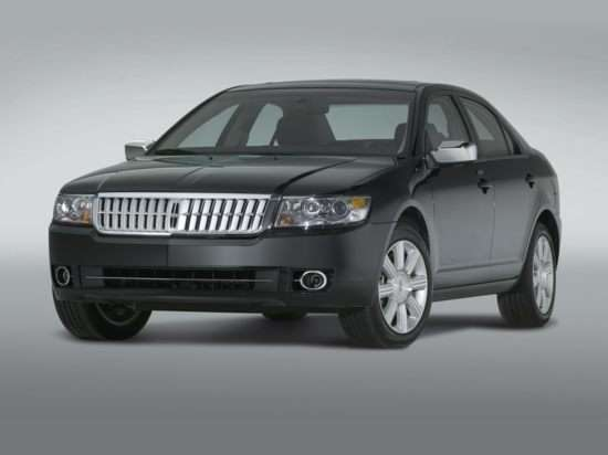 2017 Lincoln Navigator Msrp >> 2007 Lincoln MKZ Models, Trims, Information, and Details ...