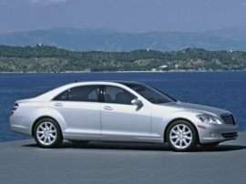 2007 Mercedes-Benz S-Class Base S 550 4dr Sedan