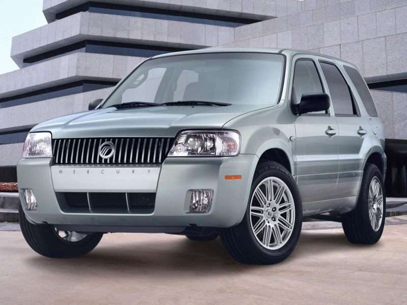 2007 Mercury Mariner Pictures Including Interior And Exterior Images Autobytel