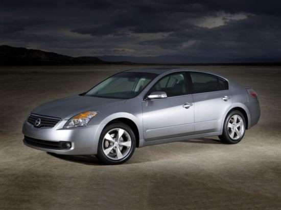 2007 Nissan Altima Models Trims Information And Details