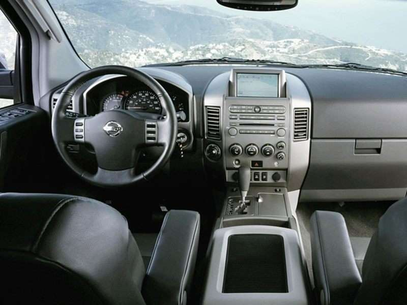 2007 Nissan Armada Pictures Including Interior And Exterior Images