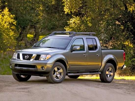 2007 Nissan Frontier NISMO Off Road (A5) 4x4 Crew Cab Short Box