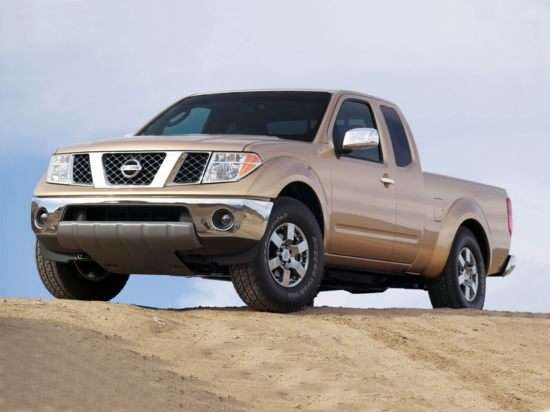 2007 Nissan Frontier Models Trims Information And