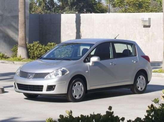 2007 Nissan Versa Models, Trims, Information, and Details ...