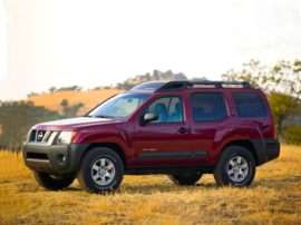 2007 Nissan Xterra Off Road 4dr 4x4