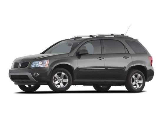 2007 Pontiac Torrent Models Trims Information And