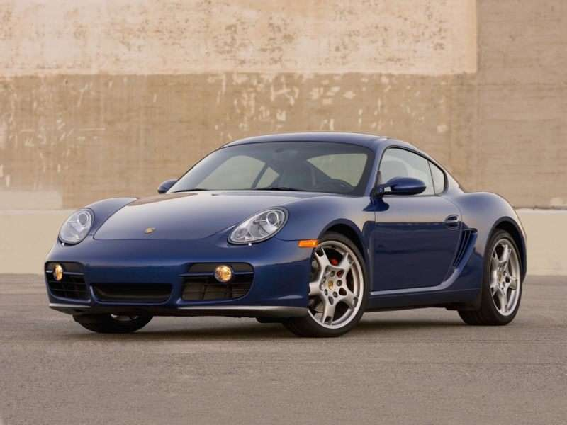 2007 Porsche Cayman S Pictures Including Interior And