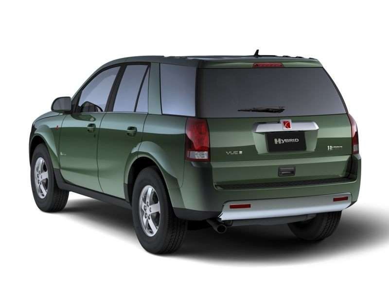 2007 Saturn Vue Hybrid Pictures Including Interior And Exterior Images Autobytel
