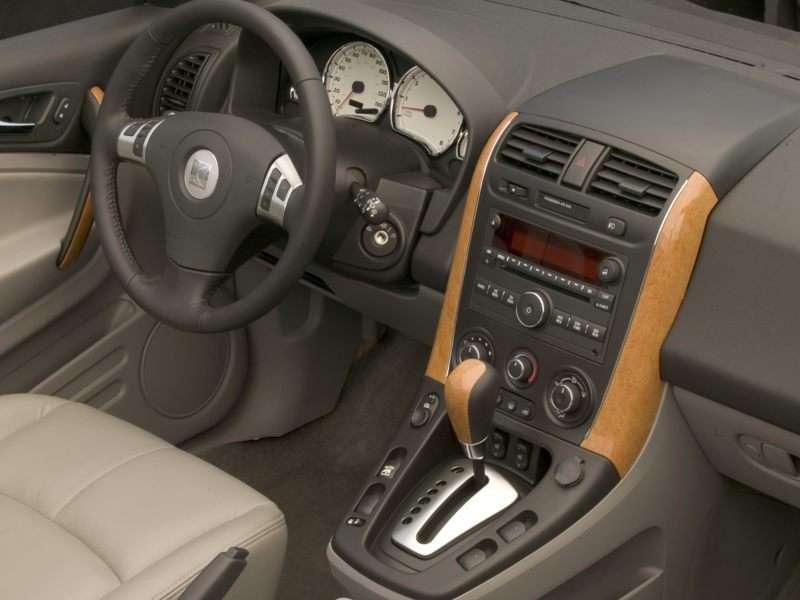 2007 Saturn Vue Pictures Including Interior And Exterior Images