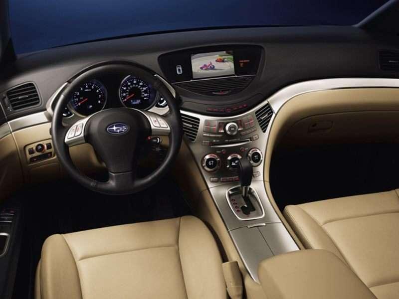 2007 Subaru B9 Tribeca Pictures Including Interior And Exterior