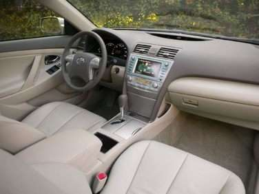 2007 Toyota Camry Hybrid Models Trims Information And Details