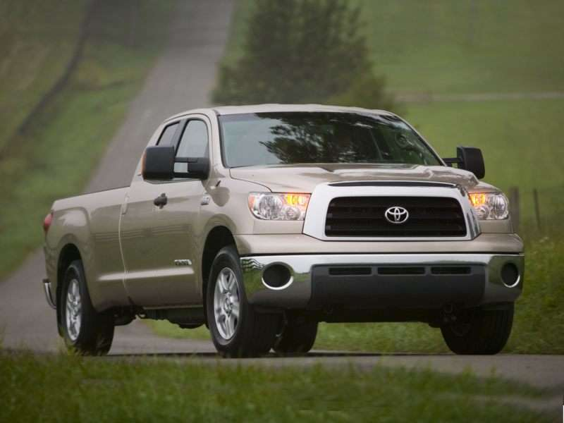 Best Used Toyota Full-Size Truck - Tundra