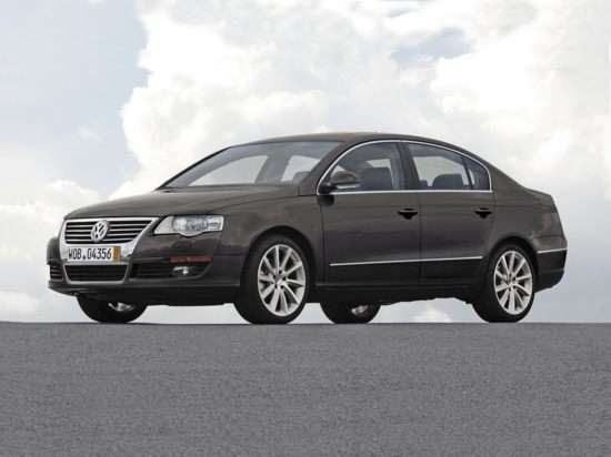 2007 Volkswagen Passat AWD 4Motion Sedan