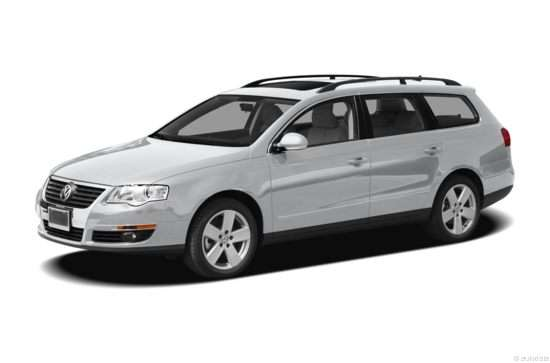 2007 Volkswagen Passat AWD 4Motion Station Wagon Discontinued