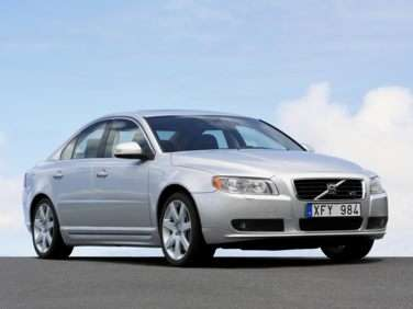 2007 Volvo S80 Gas Mileage Mpg And Fuel Economy Ratings