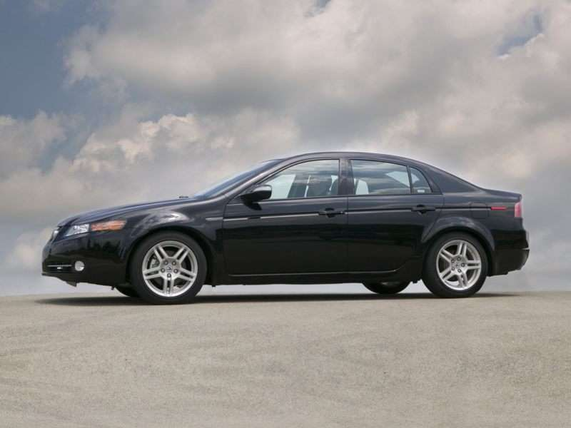 2007 Acura TL Type-S First Drive