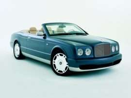 2008 Bentley Azure Base 2dr Convertible
