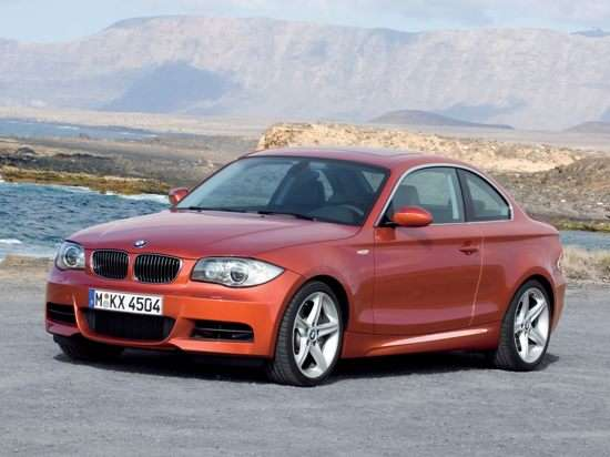 2008 BMW 128 Coupe