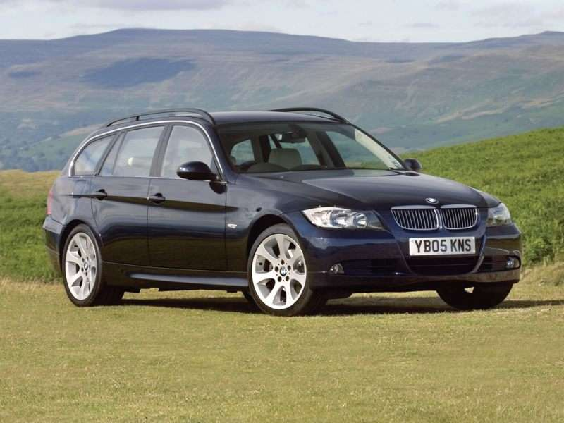 Best Used BMW Wagon - 3 Series, 5 Series