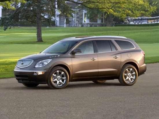 2008 Buick Enclave Models Trims Information And Details
