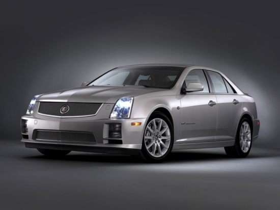2008 Cadillac STS V Models Trims Information And