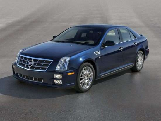 2008 Cadillac STS Models Trims Information And Details