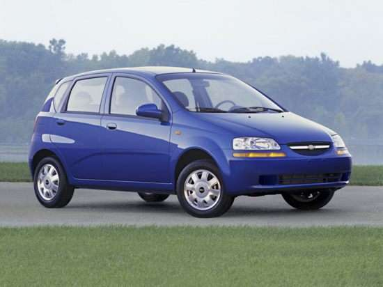 2008 Chevrolet Aveo 5 Models Trims Information And Details