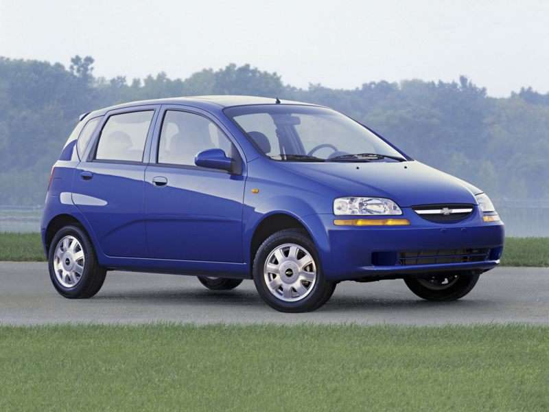 2008 Chevrolet Aveo 5 Pictures Including Interior And Exterior