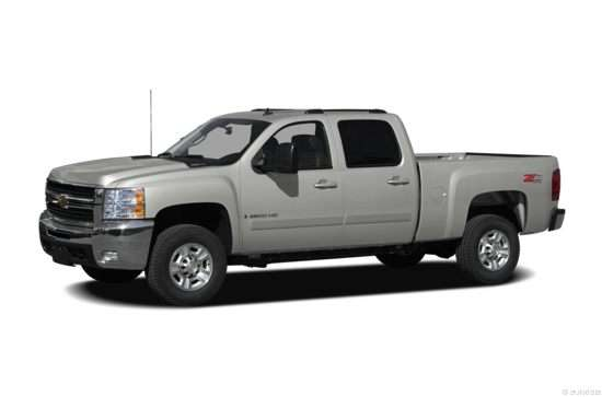 2008 Chevrolet Silverado 3500HD LT1 4x4 Crew Cab Dual Rear Wheel