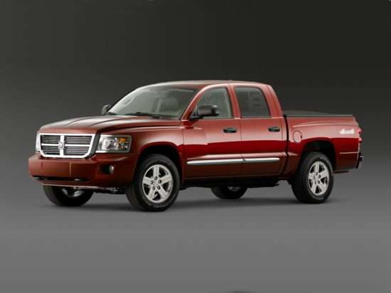 2008 Dodge Dakota ST 4x4 Crew Cab
