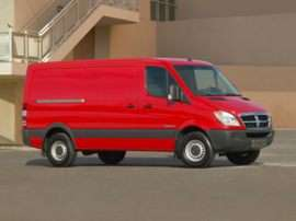 2008 Dodge Sprinter Van 2500 Base Cargo Van 144 in. WB