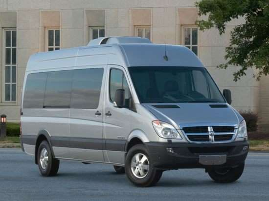 2008 Dodge Sprinter Wagon 2500