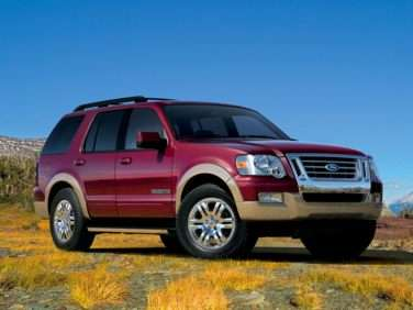 Ford Explorer Models >> 2008 Ford Explorer Models Trims Information And Details