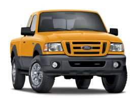 2008 Ford Ranger FX4 Off-Road 2dr 4x4 Super Cab Styleside 6 ft. box 125.7 in. WB