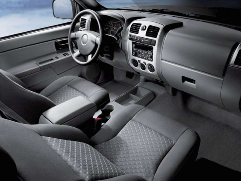 2008 GMC Canyon Pictures Including Interior And Exterior Images |  Autobytel.com