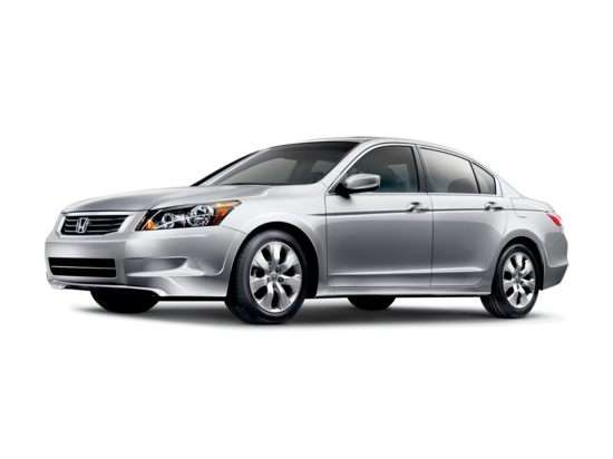 2008 Honda Accord 2.4 EX-L With Navigation (M5) Sedan