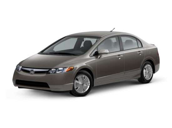 2008 honda civic hybrid models trims information and details. Black Bedroom Furniture Sets. Home Design Ideas