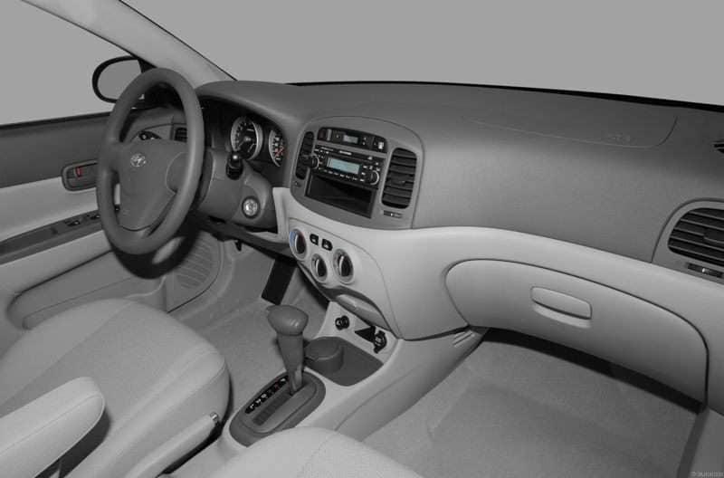 2008 Hyundai Accent Pictures Including Interior And Exterior Images |  Autobytel.com