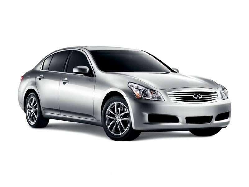 Infiniti G35 Pictures