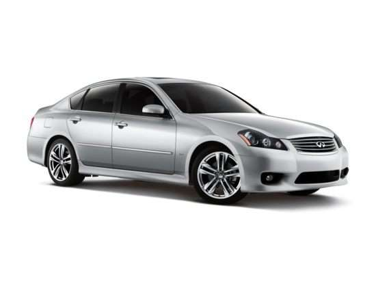 2008 Infiniti M45 Models Trims Information And Details
